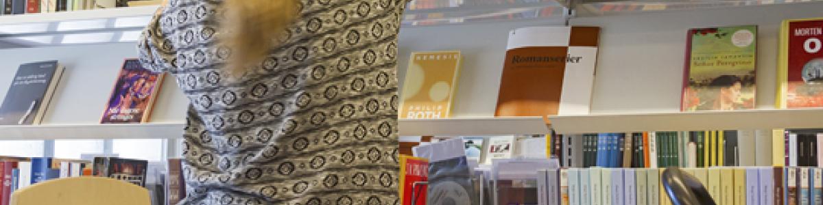 Bogopsætter på Randers Bibliotek