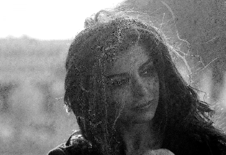 Sara Omar trykfoto Manyar Parwani
