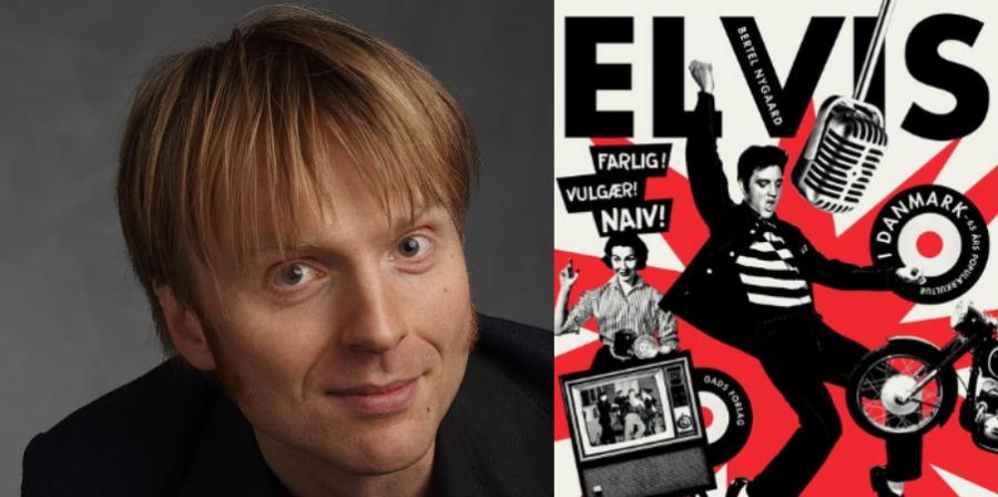 """Bertel Nygaard kæmper med om prisen for """"Årets historiske bog"""" Foto:  Poul Ib Henriksen"""