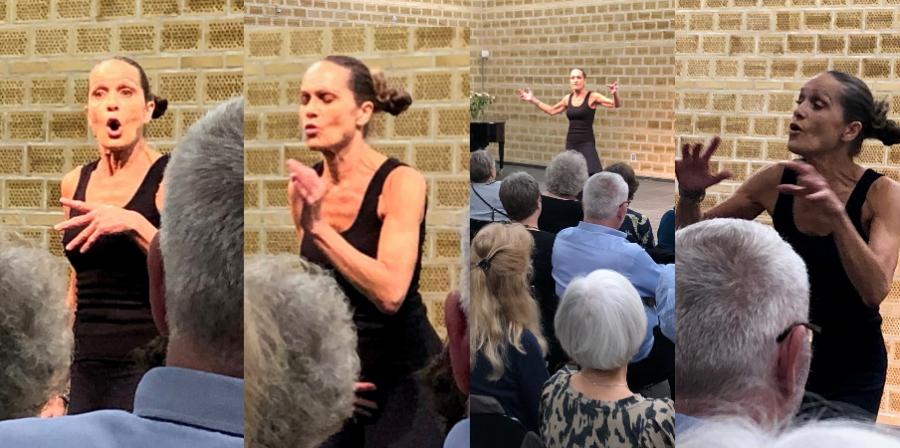 Lotte Heise for fuld opera-udblæsning i Kulturhusets Sal!