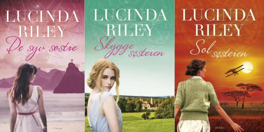 Den irske bestsellerforfatter Lucinda Riley er gået bort.